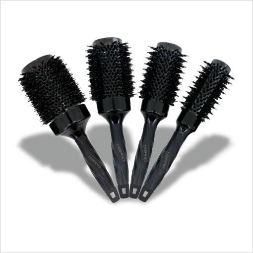 Ceramic Vented Radial – Boar/nylon - H2pro Beautylife