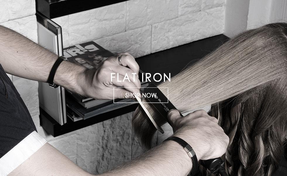 Professional Steam Hair Straightener - H2pro Beautylife