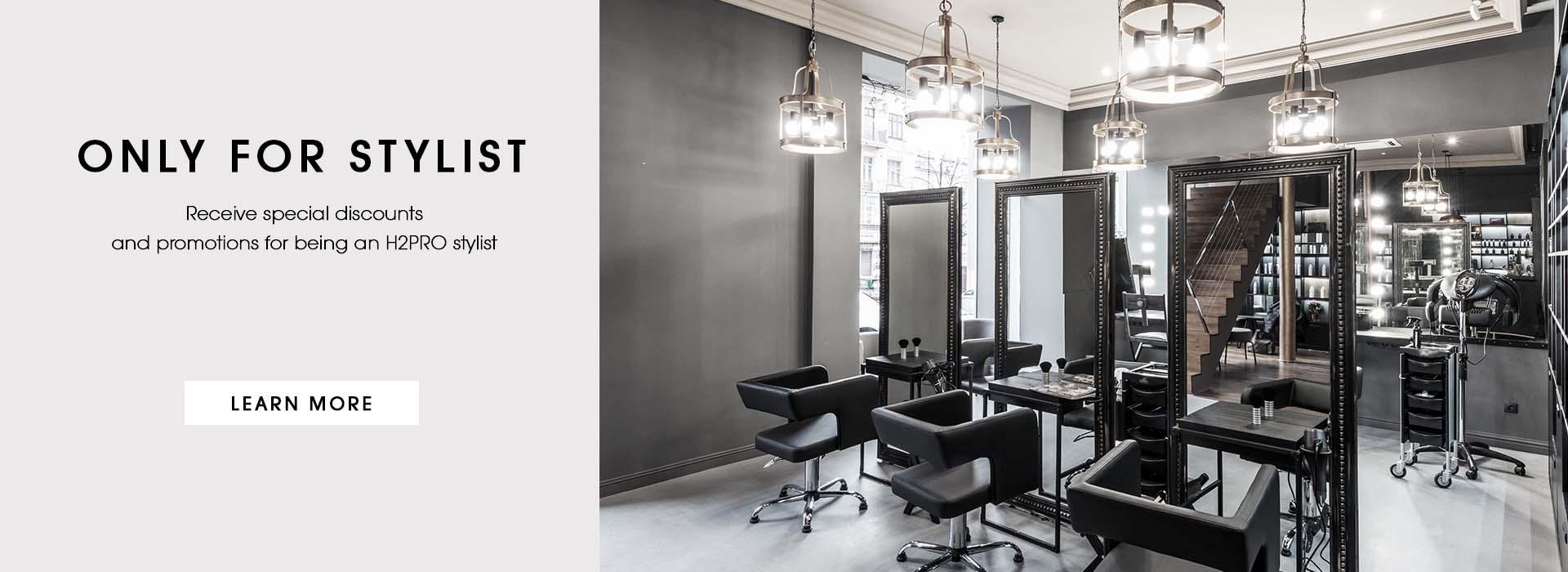 Hair Stylists, Professional Straightener - H2pro Beautylife