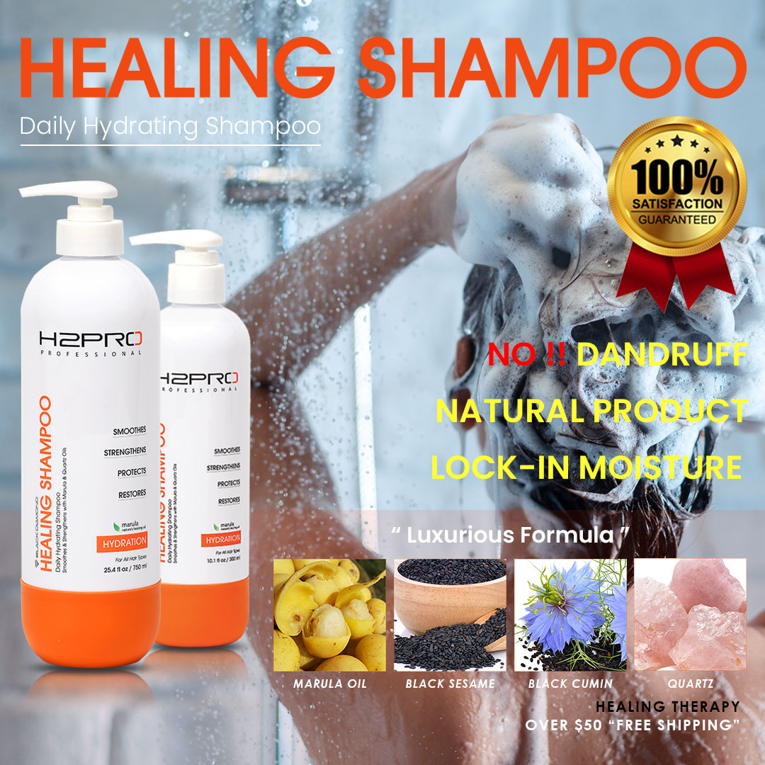 Best Shampoo, Best Hair Products - H2pro Beautylife